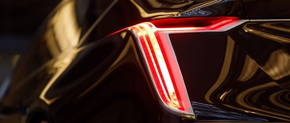 Escala Tail Light