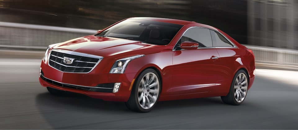 Cadillac Legacy Vehicles: ATS Coupe