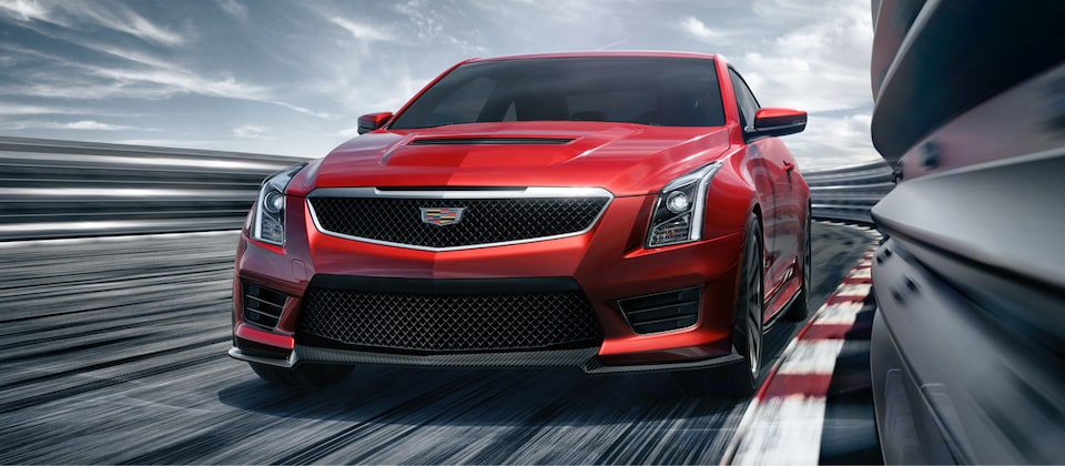 Cadillac Legacy Vehicles: ATS-V Coupe