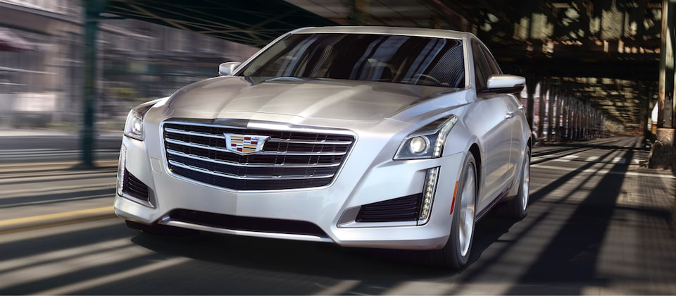 Cadillac Legacy Vehicles: CTS SEDAN