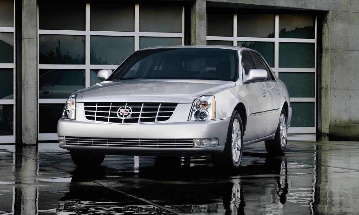 Cadillac Legacy Vehicles: DTS Sedan