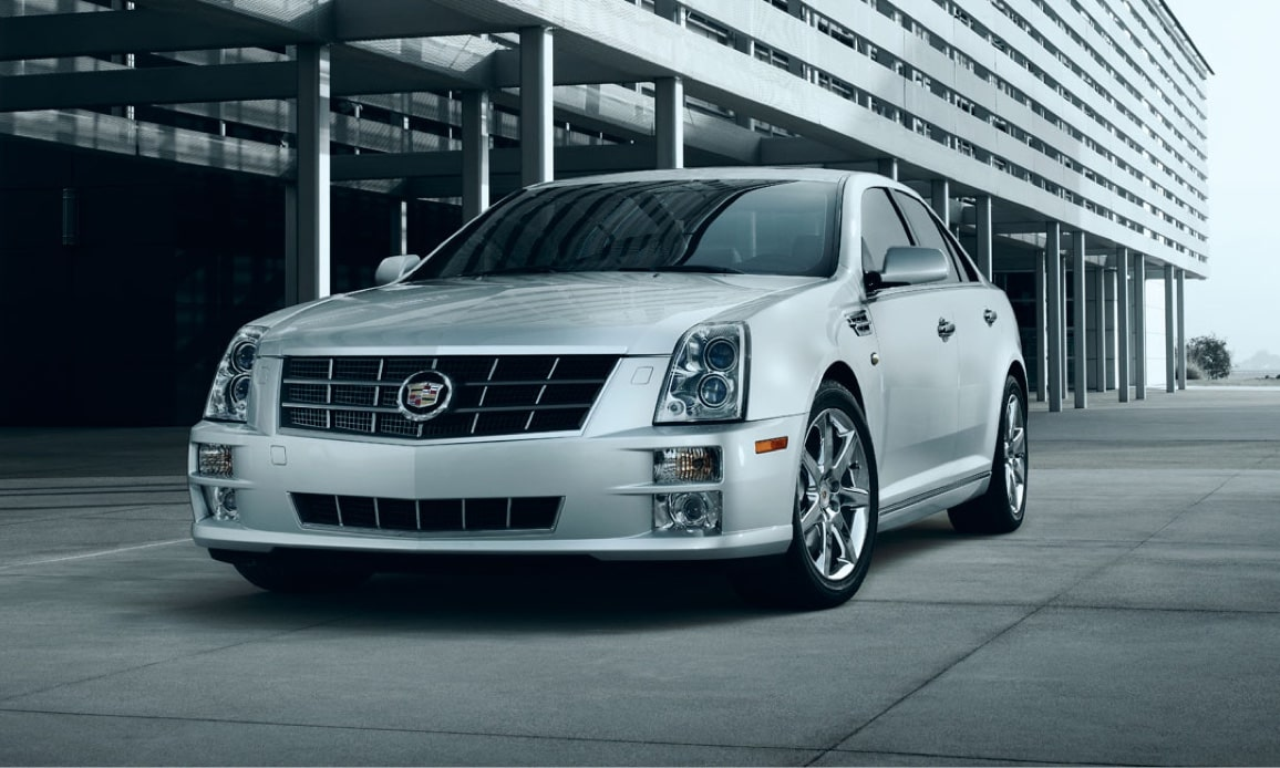Cadillac Legacy Vehicles: STS Sedan