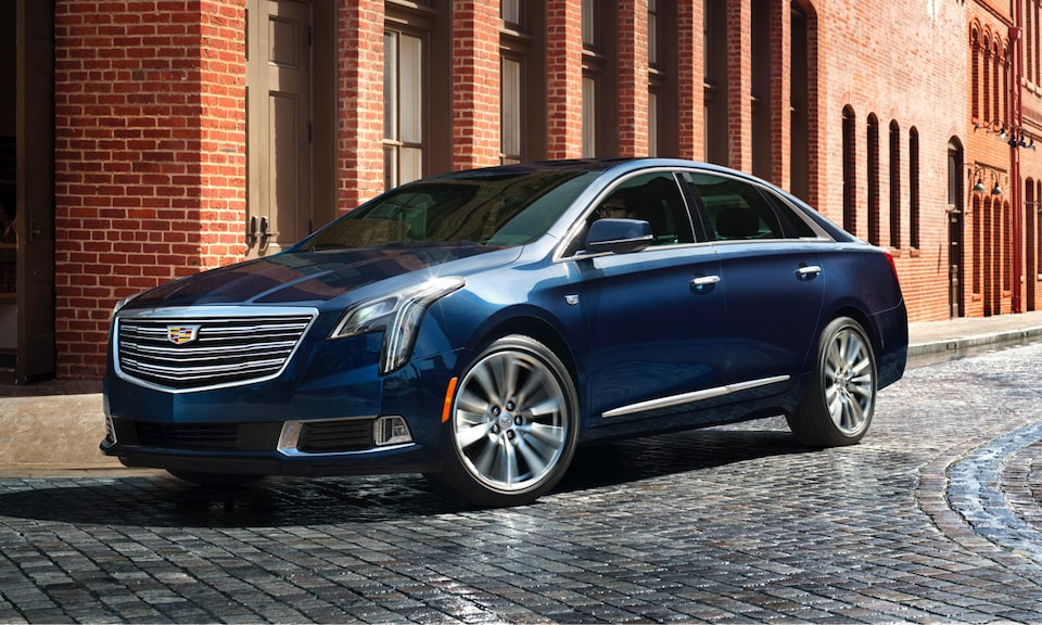 Cadillac Legacy Vehicles: XTS SEDAN