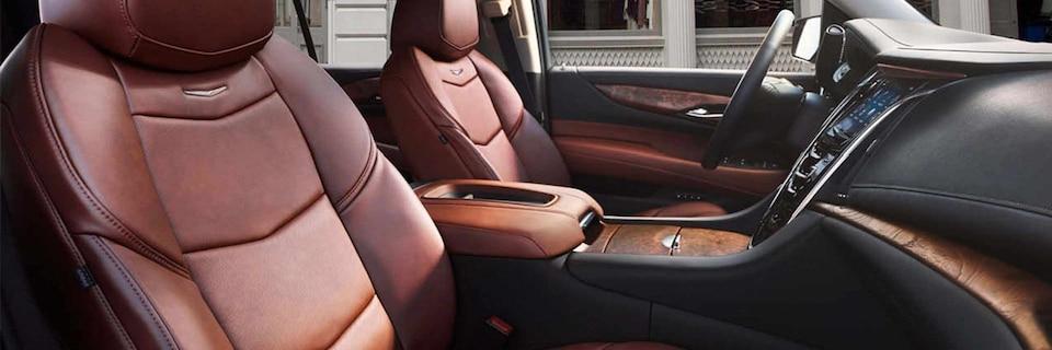 2017 Escalade Suv Memory Seating Cadillac