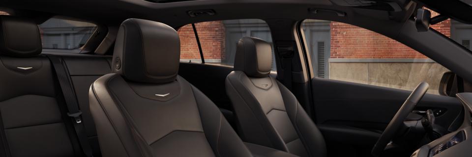 2020 Cadillac Xt4 Luxury Small Suv Memory Seats
