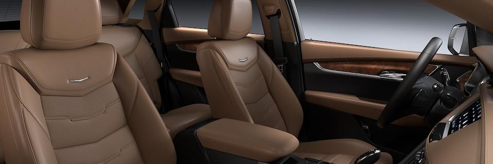 2020 Cadillac Xt5 Luxury Compact Suv Memory Seats