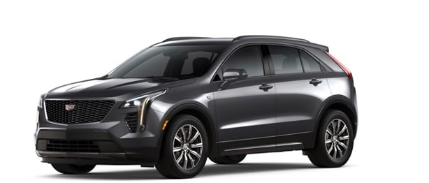 2020 XT4 Small Luxury SUV Front Side Angle