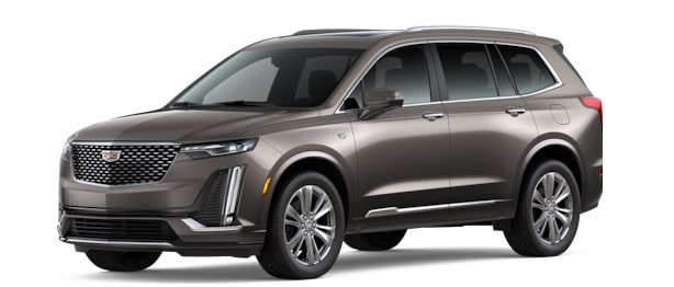2020 XT6 Luxury Mid-Size SUV Front Side Angle