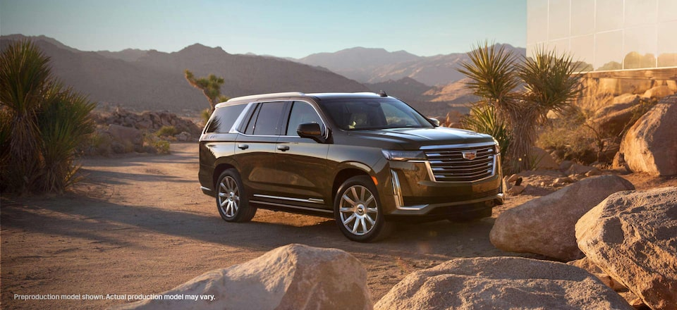 2021 Cadillac Escalade Full-Size Luxury SUV