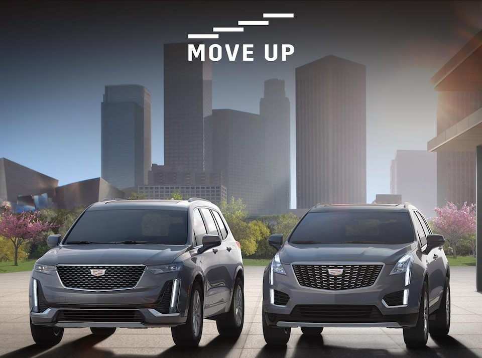 Cadillac May Offers: 0% APR for 36 Months for Well-Qualified Buyers