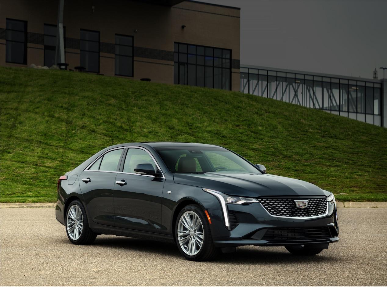 Cadillac Prestige Cars Suvs Sedans Coupes Crossovers
