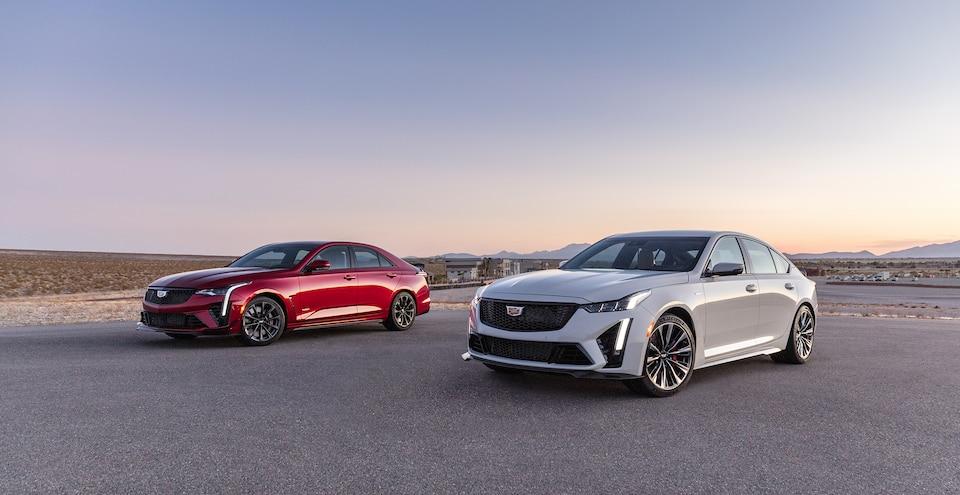 Cadillac Luxury Vehicles Sedans Suvs Electric