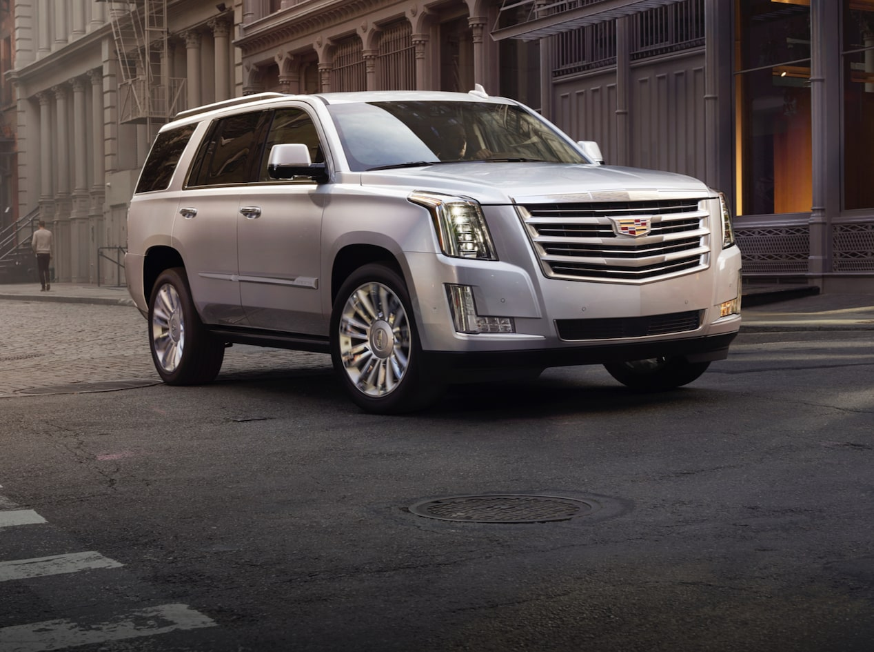 Latest Cadillac Escalade >> Cadillac: Prestige Cars, SUVs, Sedans, Coupes & Crossovers