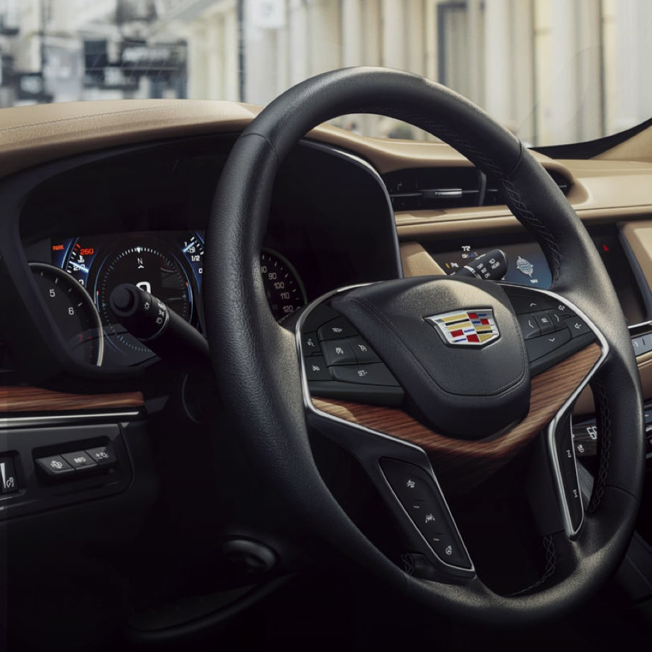 Cadillac Steering Wheel