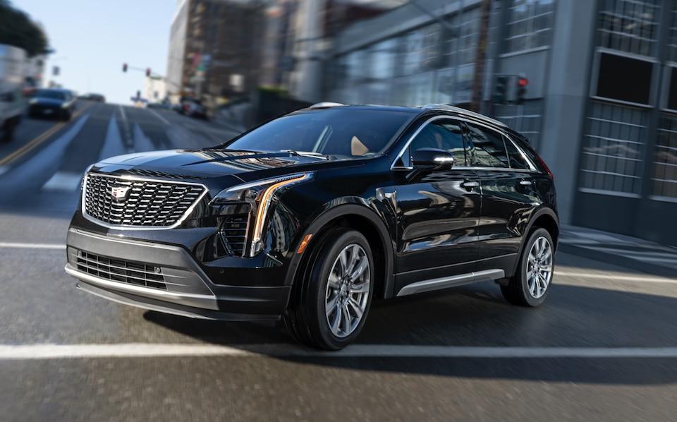 Cadillac Luxury Vehicles: Sedans, SUVs, & Electric