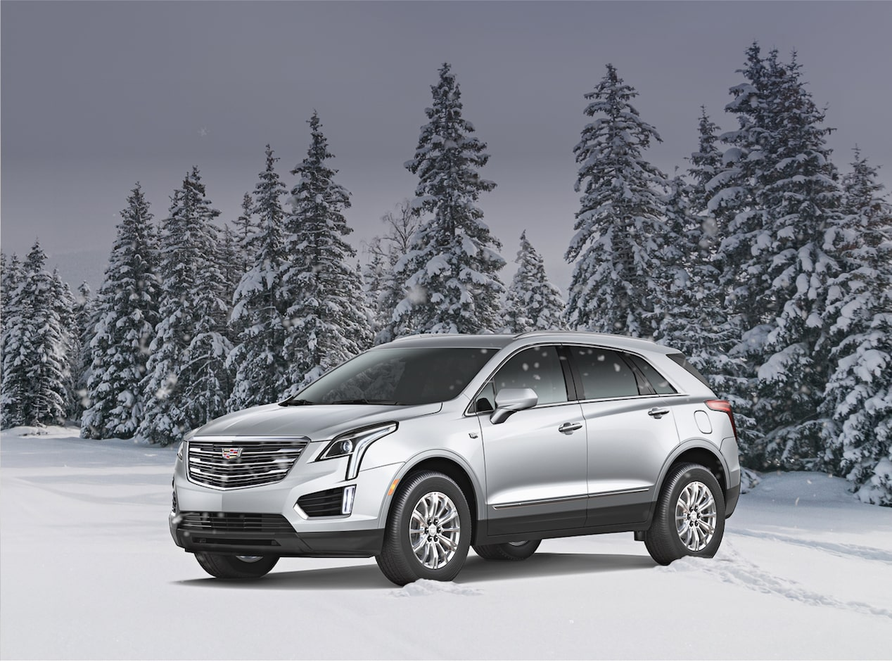 Cadillac Season's Best Sales Event Offers