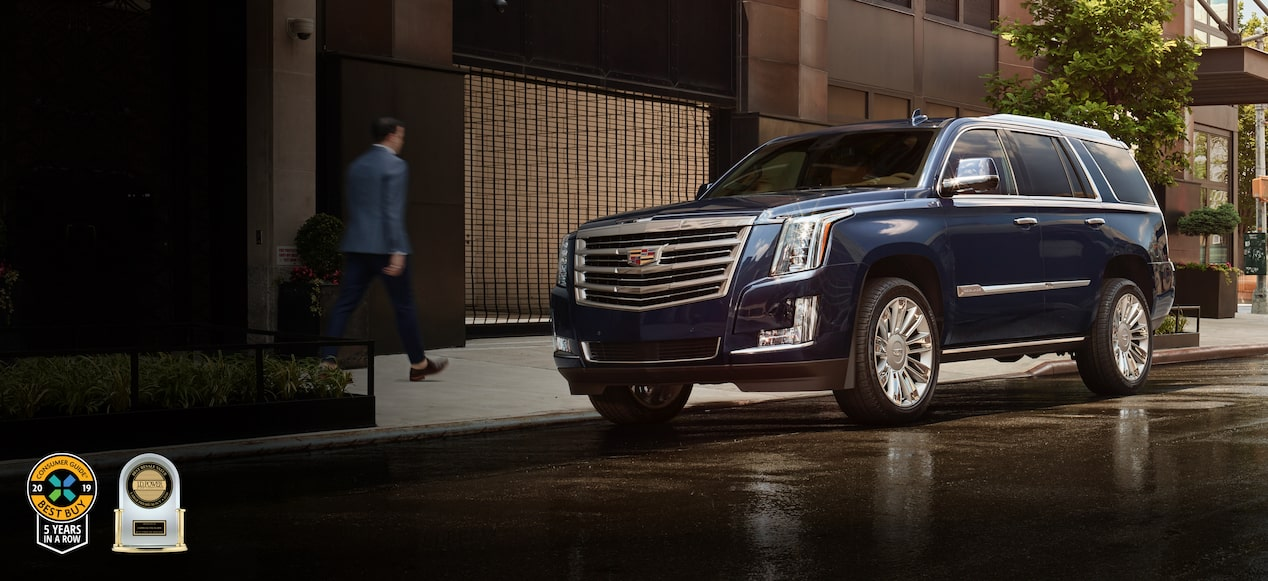 Cadillac commercial 2019 celebrity