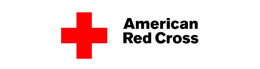 Disaster Relief American Red Cross Logo