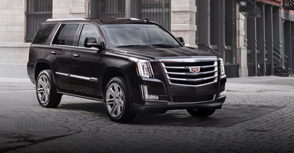 Cadillac Escalade SUV: Certified Pre-Owned