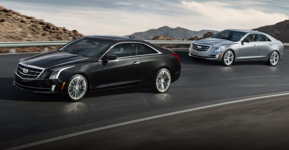 Cadillac Vehicles: Search Inventory