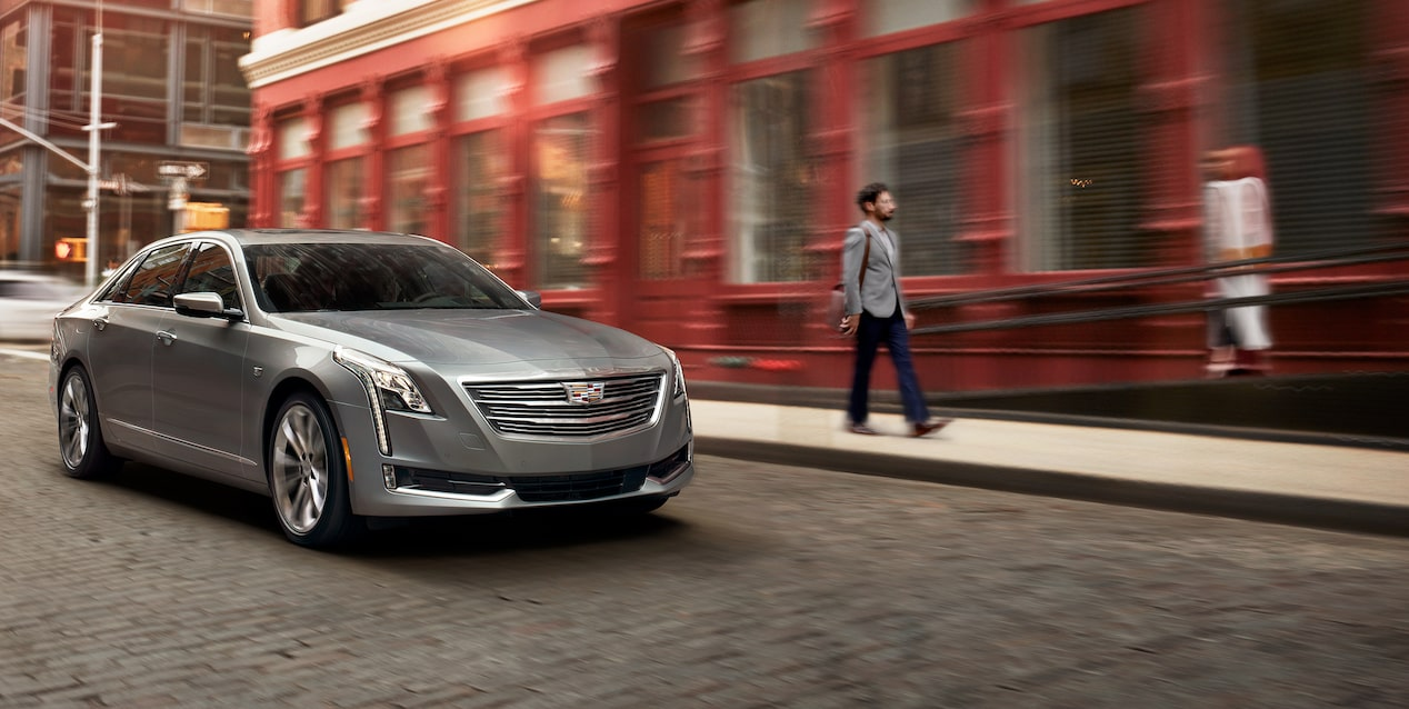 Cadillac Vehicle Care
