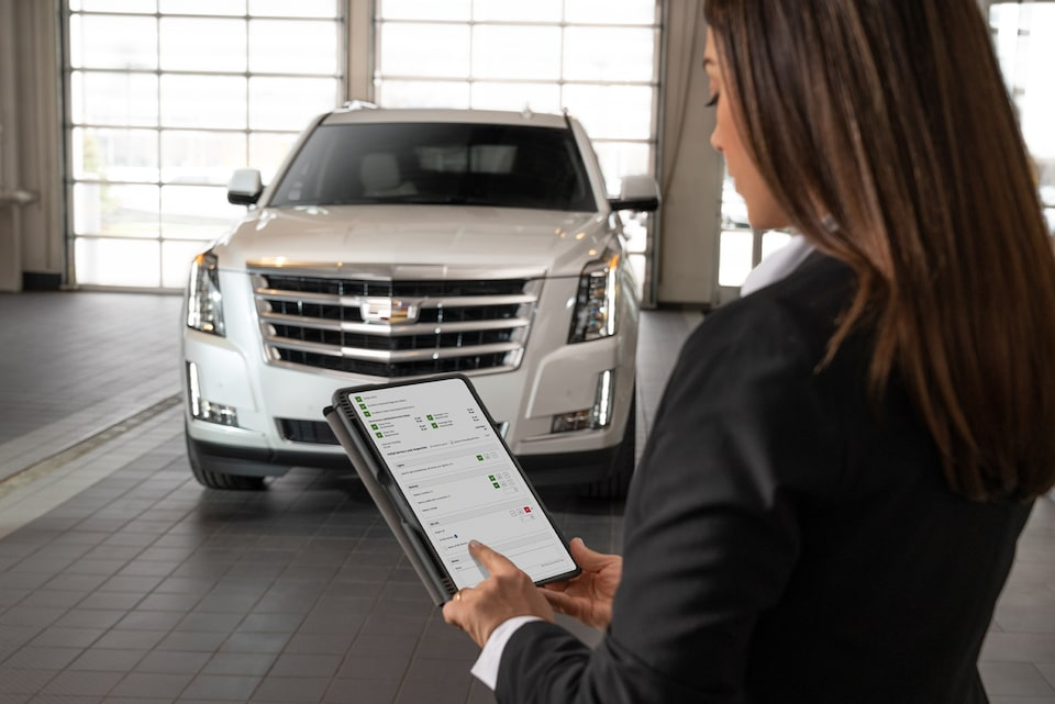 Cadillac Certified Service deliver authentic expertise you deserve