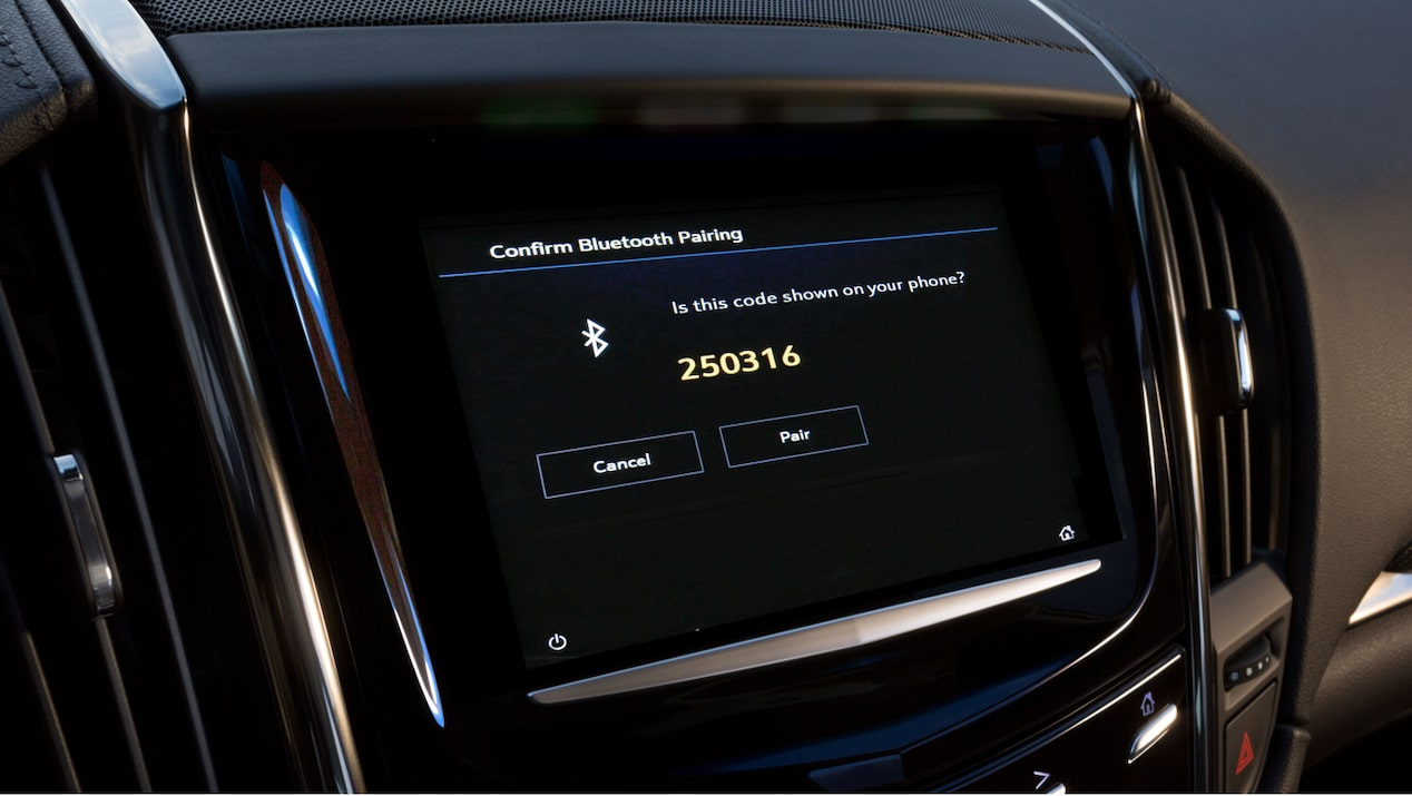 Cadillac Bluetooth Connectivity