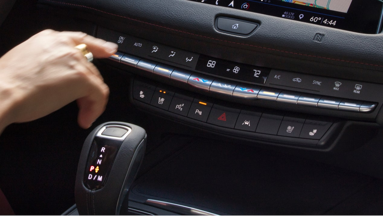 Cadillac Climate Control