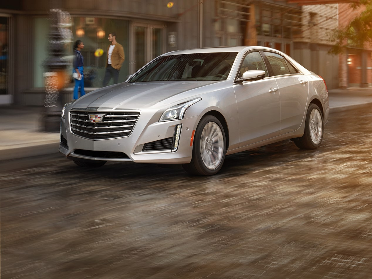 Cadillac Protection Plan Security