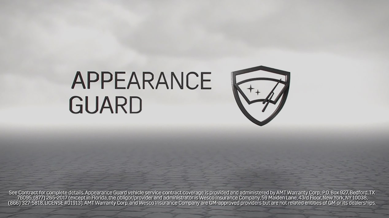 Cadillac Appearance Guard Video