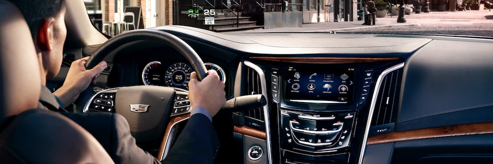 Cadillac Ownership Technology