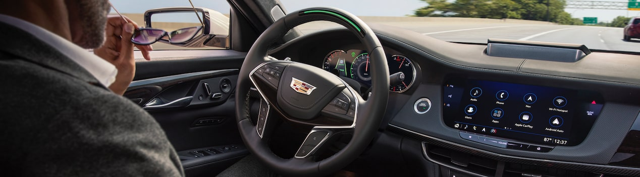 Cadillac Super Cruise