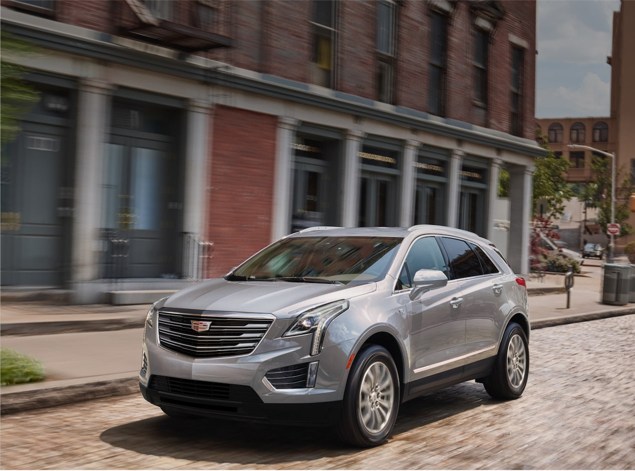 Cadillac: Prestige Cars, SUVs, Sedans, Coupes & Crossovers