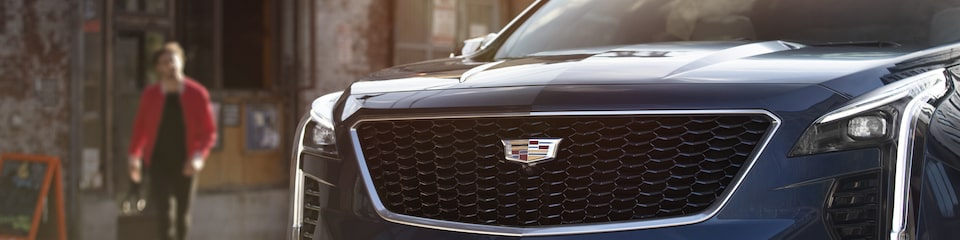 Get notifications on the latest in Cadillac racing, current offers, public events, and more.