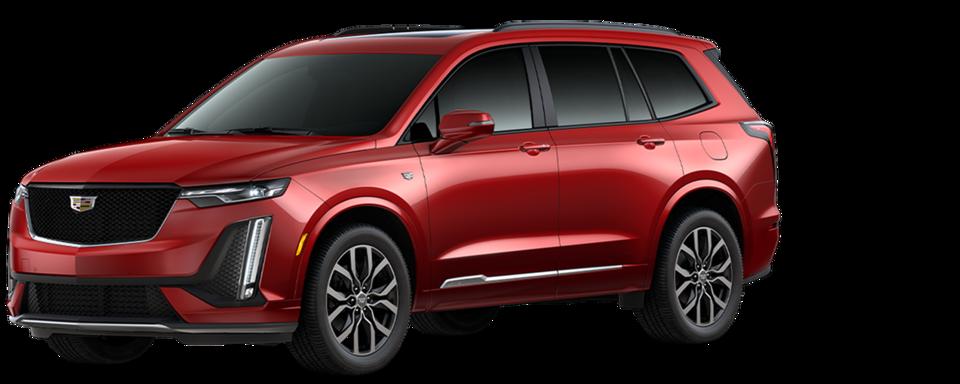 Cadillac Vehicle Lineup Suvs Sedans Electric