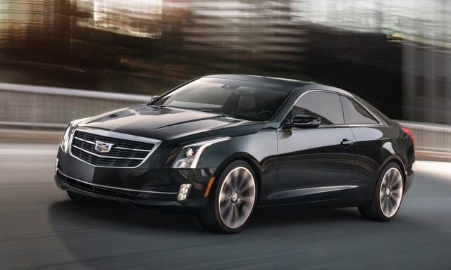 Coupes Lineup Cadillac