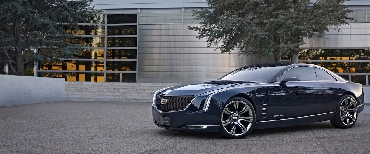 Future & Concept Vehicles | Cadillac