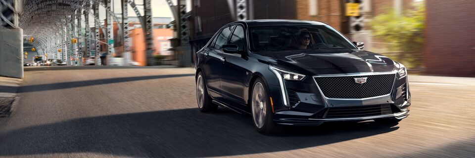 Cadillac Luxury Sedans | CT4, CT5, CT6, V-Series
