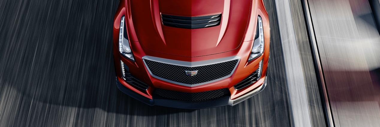 Cadillac V Series >> V Series Performance Lineup Ct6 V Ats V And Cts V