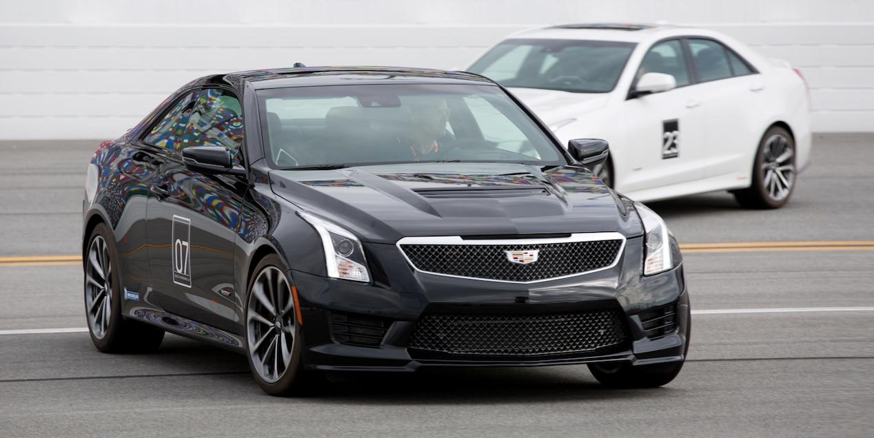 V Series Performance Vehicle Lineup Cadillac