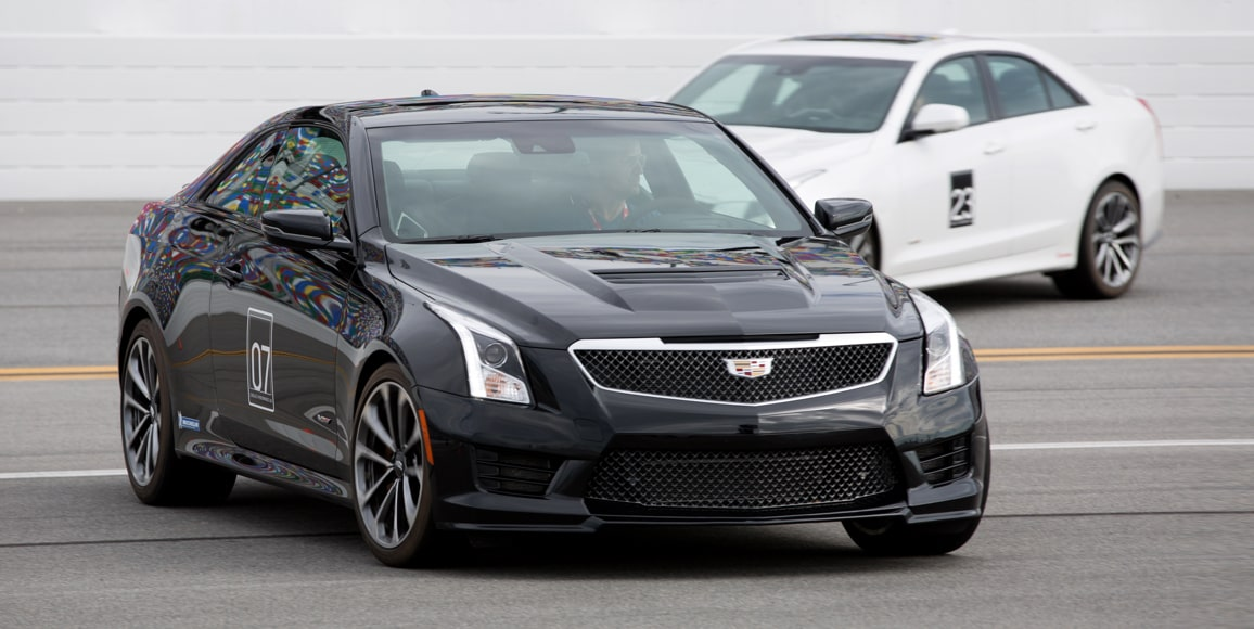 Cadillac V Series >> V Performance Driver Training Cadillac