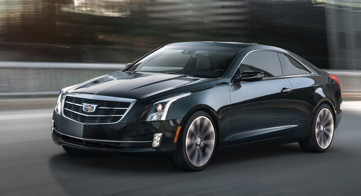 2018 ATS Coupe - Photo Gallery | Cadillac