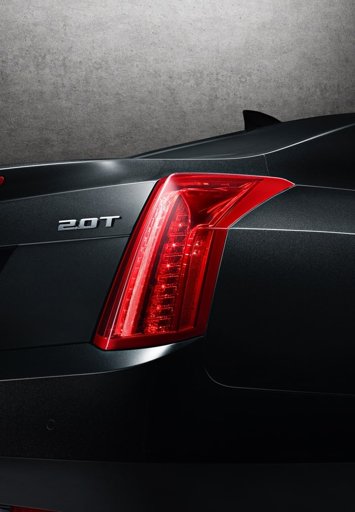 2018 ATS Coupe Tail Light
