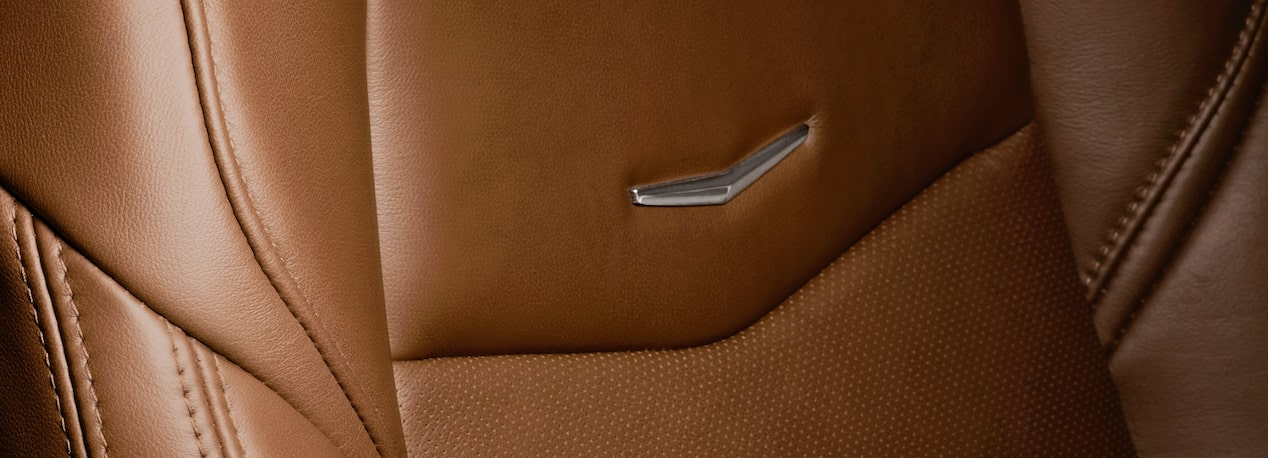 ATS Coupe Seat Close Up