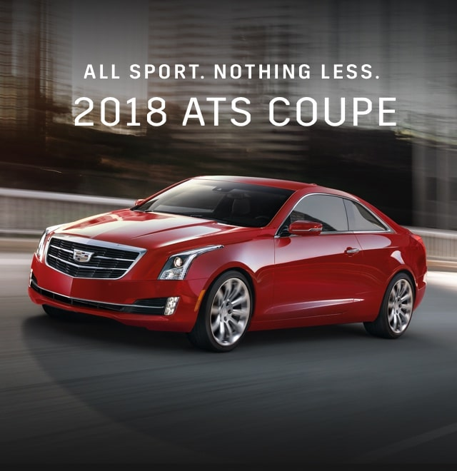 All New 2018 Cadillac Cts Coupe: 2018 ATS Coupe