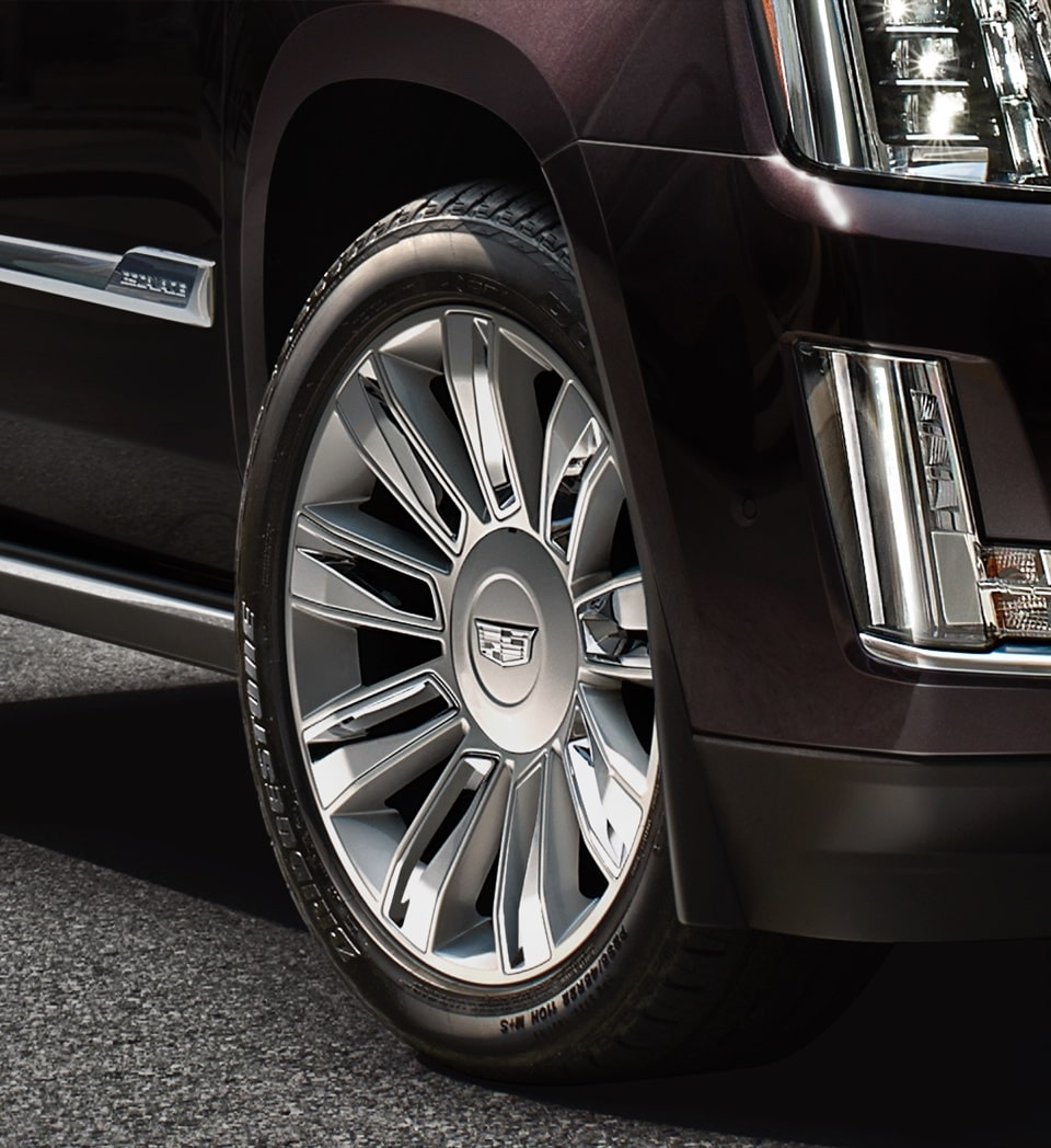 Escalade SUV Wheel