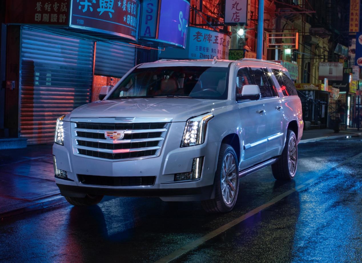 2018 Escalade SUV & ESV - Photo Gallery | Cadillac