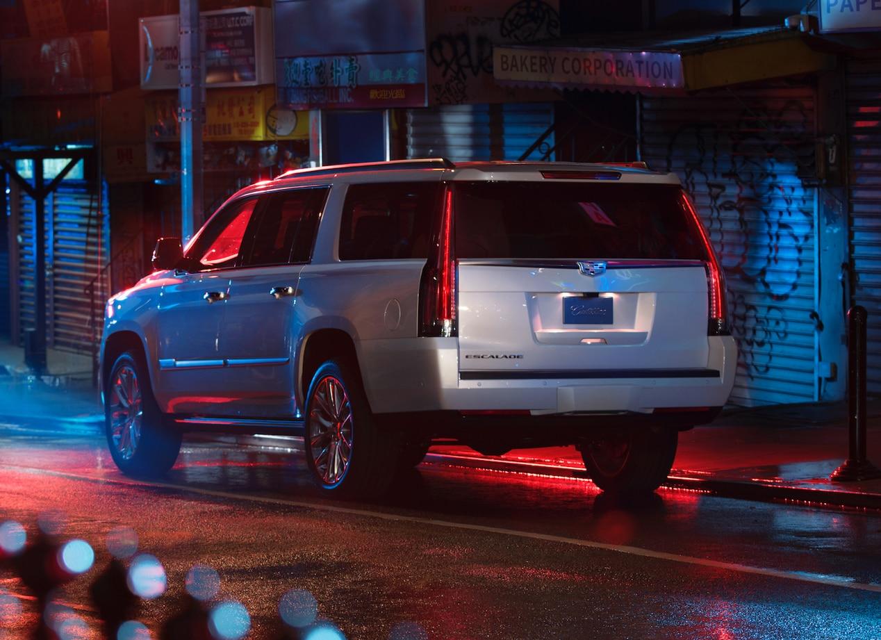 Certified Pre Owned >> 2018 Escalade SUV & ESV - Photo Gallery | Cadillac