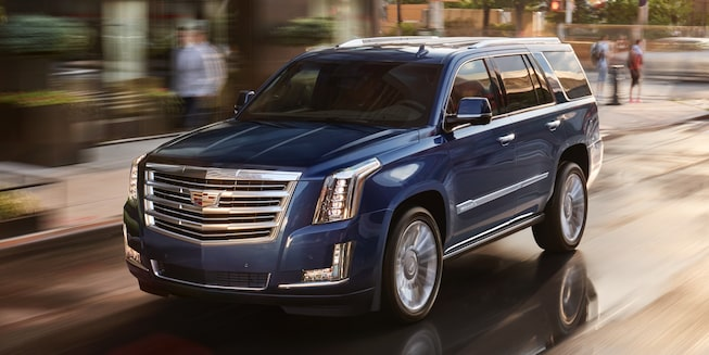 2018 Escalade SUV & ESV - Photo Gallery | Cadillac