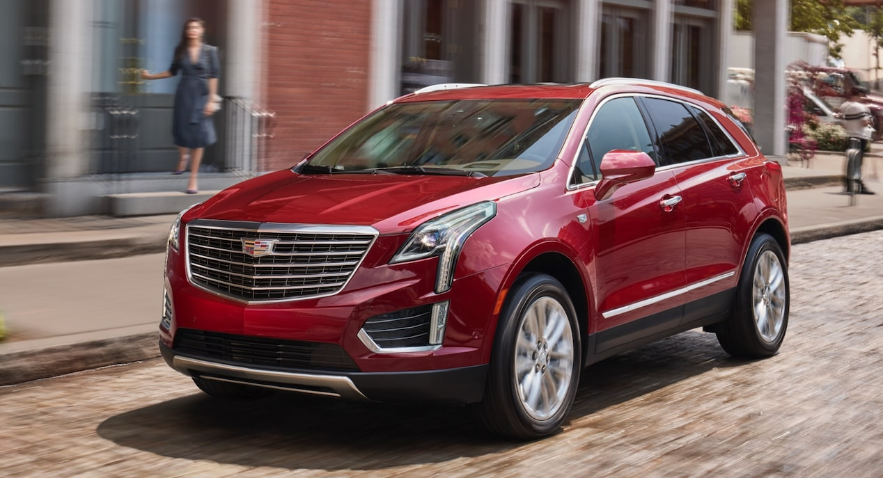 2018 Crossover Vehicles >> 2018 XT5 Crossover - Photo Gallery | Cadillac